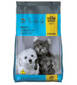 THREE DOGS SPECIAL PREMIUM ORIGINAL PUPPIES SMALL AND TOY BREEDS