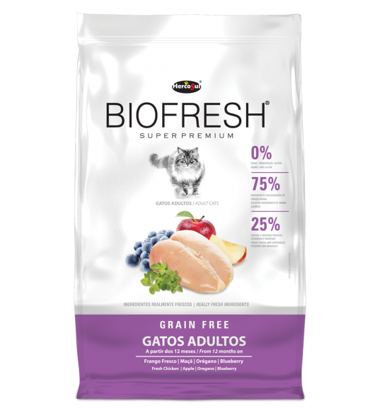 BIOFRESH FOR ADULTS CATS