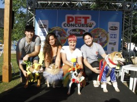 Pet Concurso Sapiranga/RS